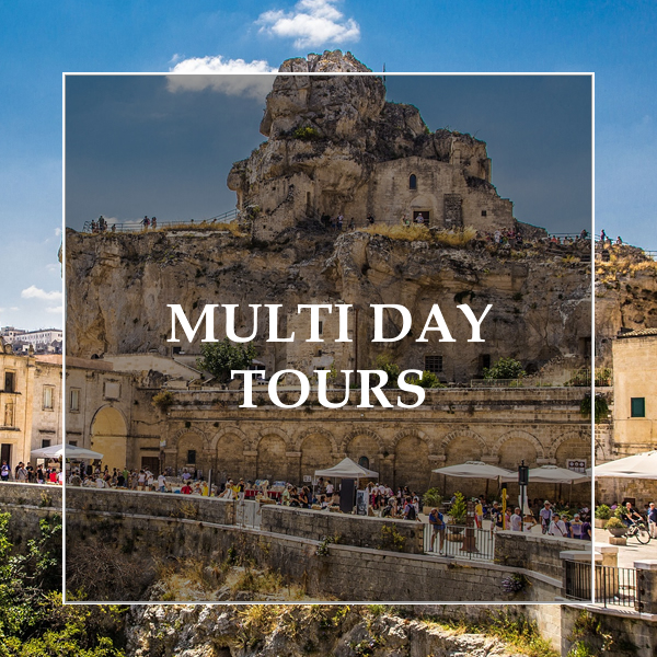 MULTI DAY TOURS