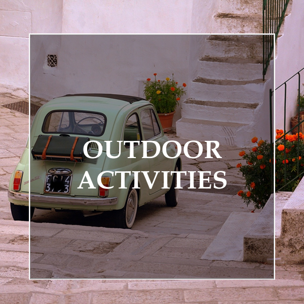WHEELS & OUTDOOR ACTIVITIES TOURS ITALY