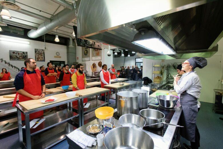 Aula A Tavola con lo Chef